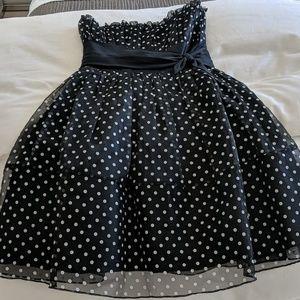 Betsy Johnson Polka Dot Dress